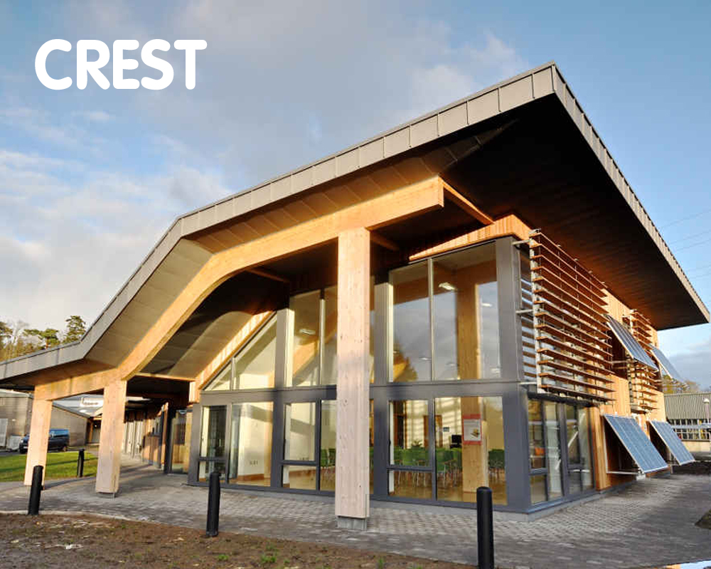 Centre for Renewable Energy and Sustainable Technologies (CREST) UK Passivhaus Open Days